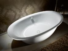 Ванна ELLIPSO DUO OVAL от KALDEWEI
